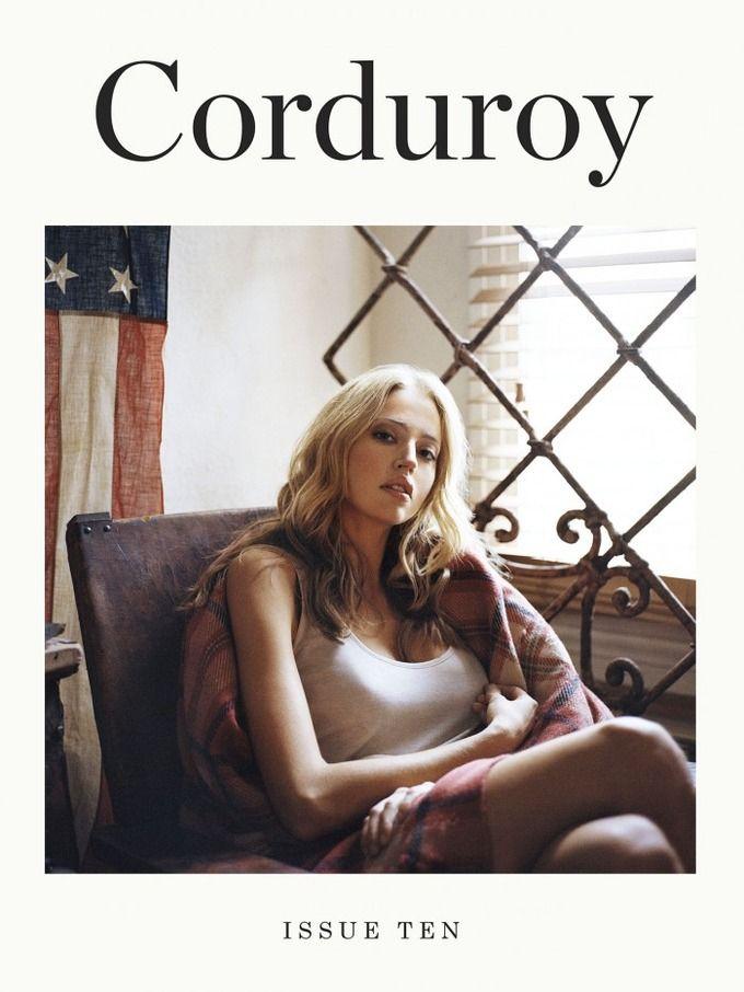 Показаны новые обложки Corduroy, Metal, Tush и других журналов. Изображение № 4.