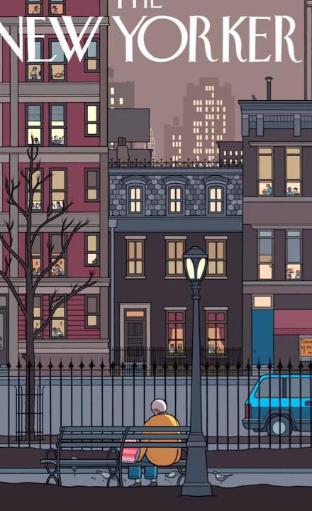 10 иллюстраторов журнала New Yorker. Изображение №59.