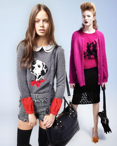 Изображение 6. Topshop: FIRST LOOK FOR AUTUMN.. Изображение № 6.