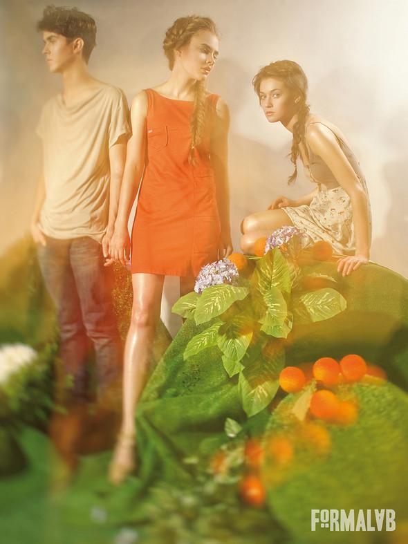 Изображение 23. Лукбук весенне-летней коллекции FormaLab.. Изображение № 1.
