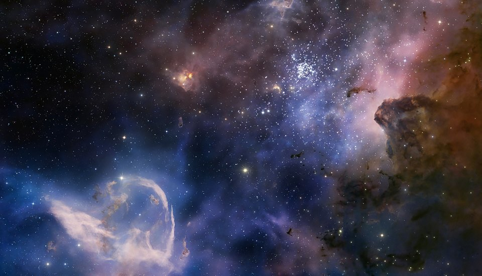 5 научных теорий строения Вселенной, которые кажутся безумием. Изображение № 4.