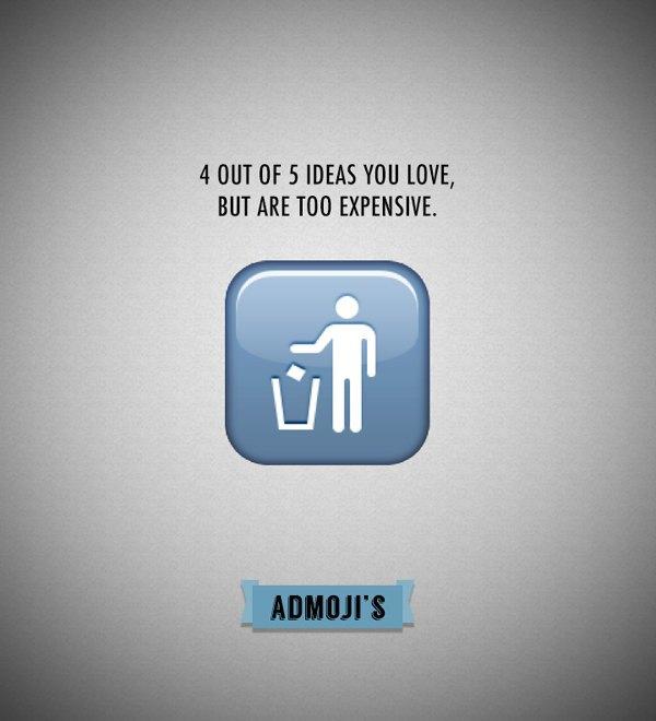 Сайт дня: эмодзи в рекламной индустрии. Изображение № 29.