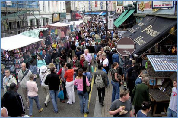 Блошиные рынки мира: Лондон. Изображение № 1.
