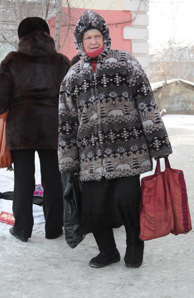 Изображение 18. Old girls from Omsk.. Изображение № 18.