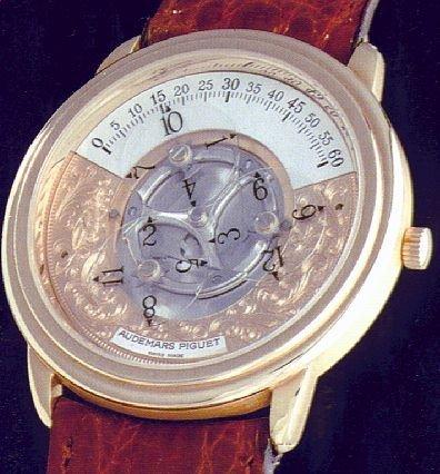 Самые странные наручные часы Топ-30. Изображение № 20.