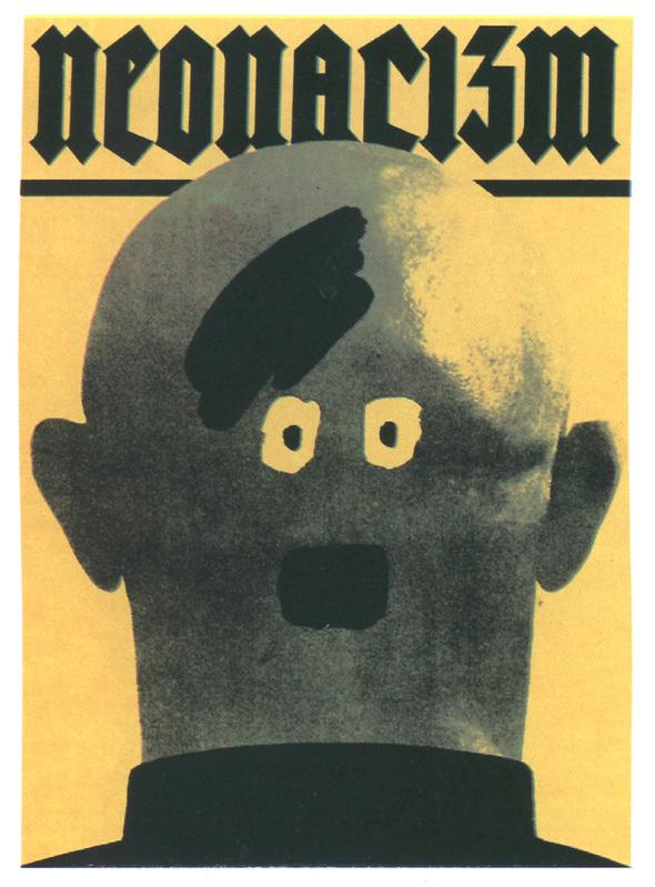 Искусство плаката вРоссии 1884–1991 (1991г, часть 2-ая). Изображение № 11.
