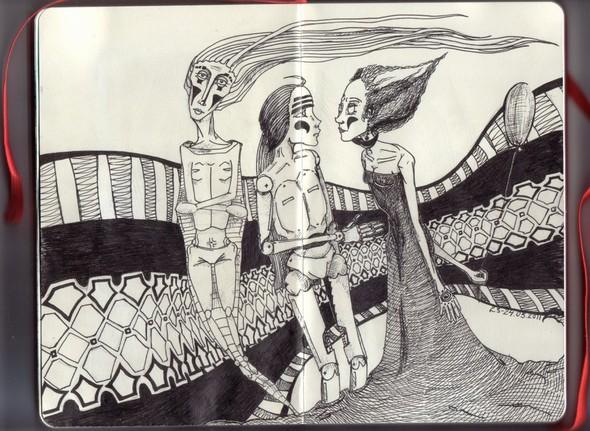 Несколько моих работ. Изображение № 10.