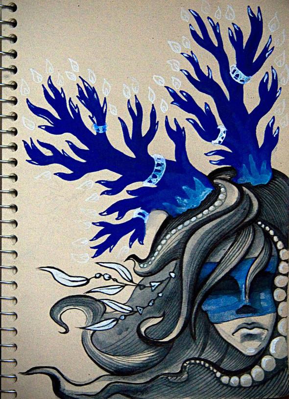 Рисунки в блокнотах. Изображение №5.
