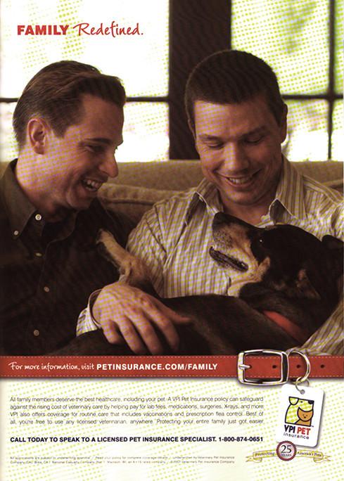 Однополая любовь в рекламе. Изображение № 33.