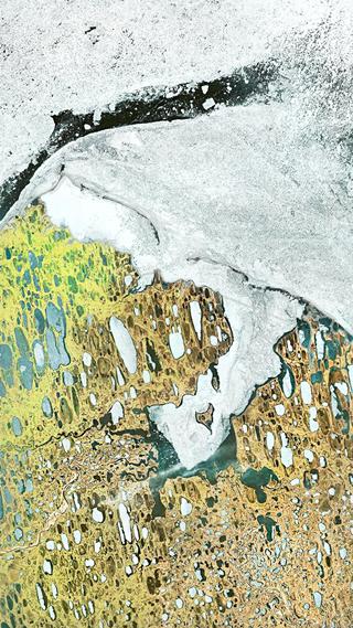 Сайт дня: обои для айфонов из спутниковых карт. Изображение № 23.