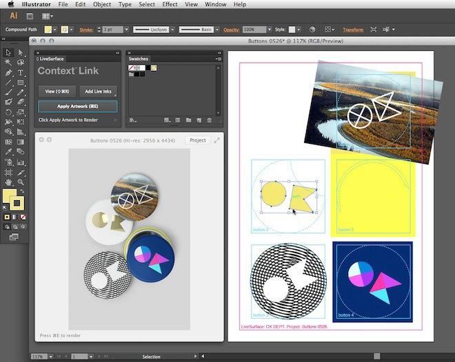 Представлен инструмент для визуализации дизайн-проектов в реальной среде. Изображение № 3.