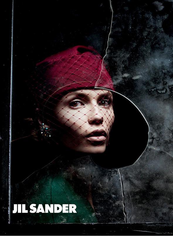 Кампания: Дарья Строкоус и Наташа Поли для Jil Sander. Изображение № 4.