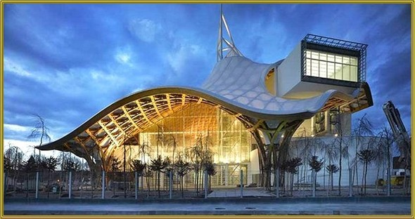 Новые музеи современного искусства: Рим, Катар и Тель-Авив. Изображение №10.