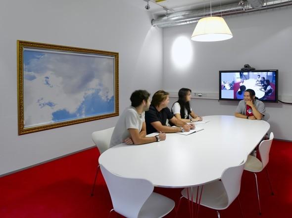 Позитивный офис компании LEGO. Изображение № 2.