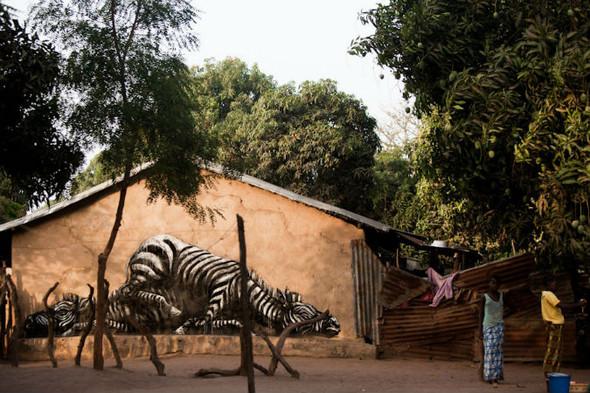 Лучшие стрит-арт проекты 2011 года. Изображение №47.