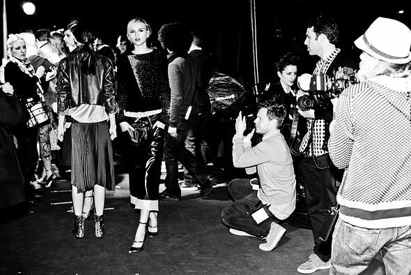 Неделя моды в Нью-Йорке: Репортаж. Изображение №66.