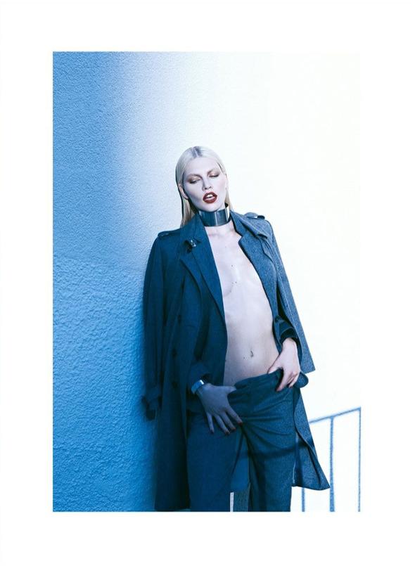 Съемки: Numero, Vogue, W и другие. Изображение № 36.
