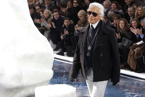 Ледяное шоу от Chanel. Изображение № 4.