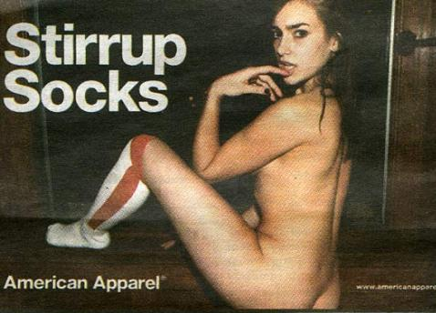 Сексуальная провокация American Аpparel. Изображение № 7.