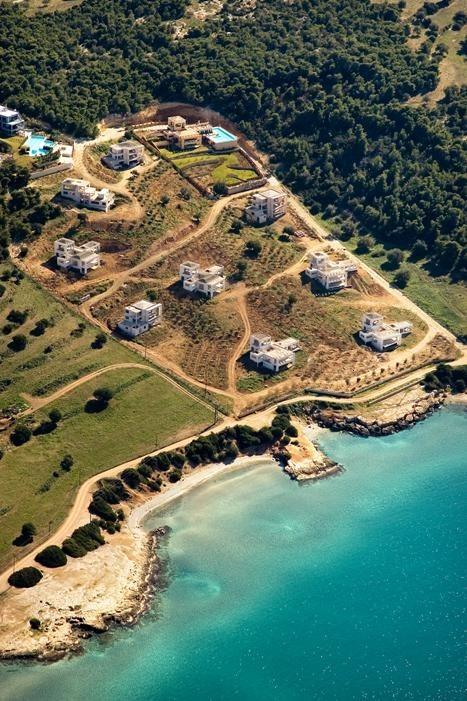 «Греческий Хэмптонс» в Aman Villas at Porto Heli. Изображение № 2.