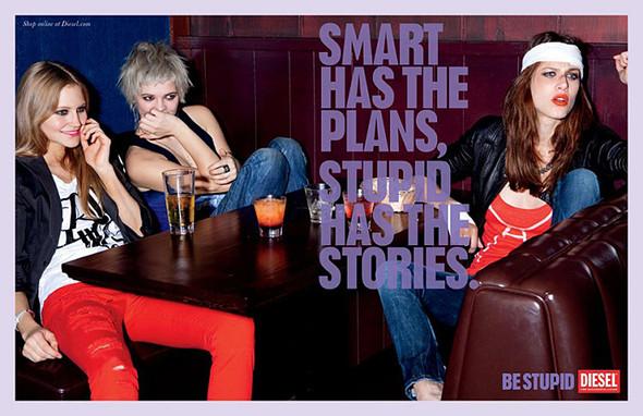 Кампания Be Stupid. Изображение № 28.