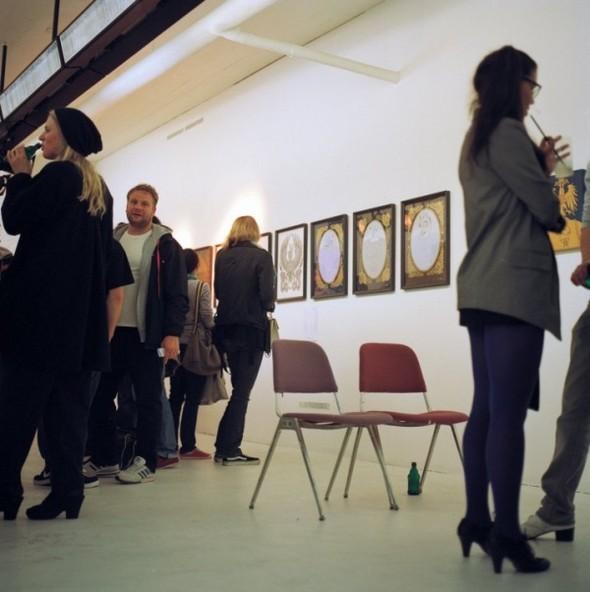 Jeremy Fish в Artyfarty Gallery. Изображение № 3.