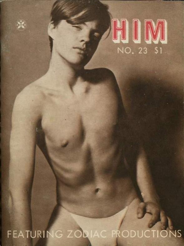 Эротические журналы середины 20-го века. Изображение № 1.