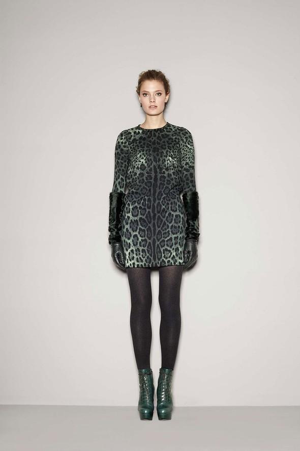 Лукбук: Dolce & Gabbana FW 2011 Women's. Изображение № 32.