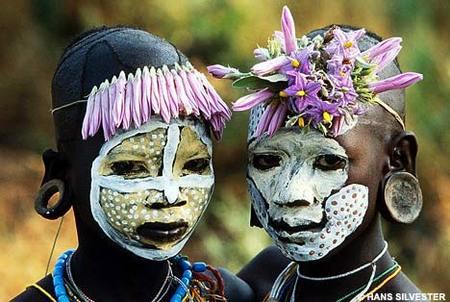 Best look battle по-африкански. Изображение № 6.