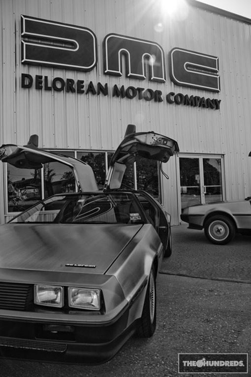 DeLorean. Автомобиль-легенда. Часть 2. Изображение № 1.