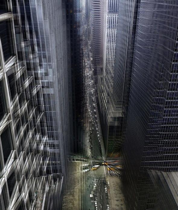 Изображение 3. Серия Zooming In an Out of New York .. Изображение № 3.