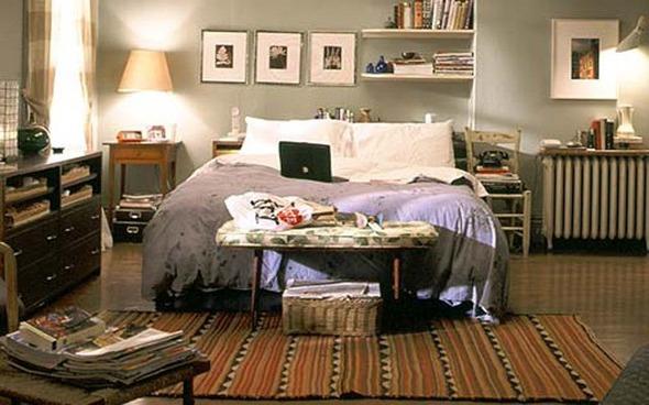 Самые неряшливые спальни в кино. Изображение № 2.