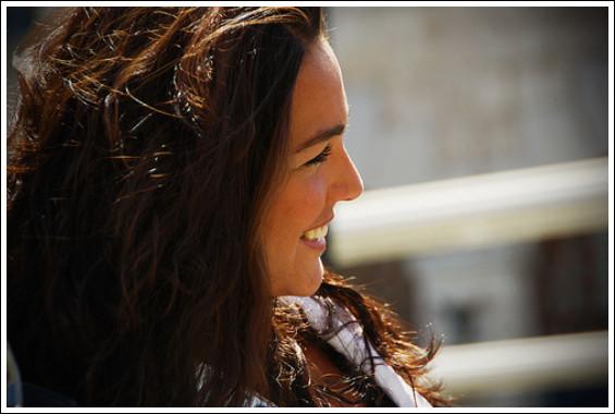 Самая красивая девушка живет в Гибралтаре. Изображение № 3.
