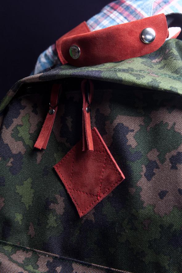 GOOD LOCAL — специальная серия рюкзаков Гоши Орехова. Изображение № 11.