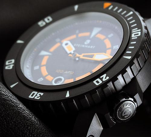 Steinhart Triton 100ATM Black. 570 EUR (19% VAT incl.). Изображение № 30.
