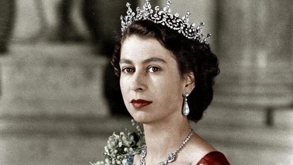 Бриллиантовая королева. Изображение № 1.