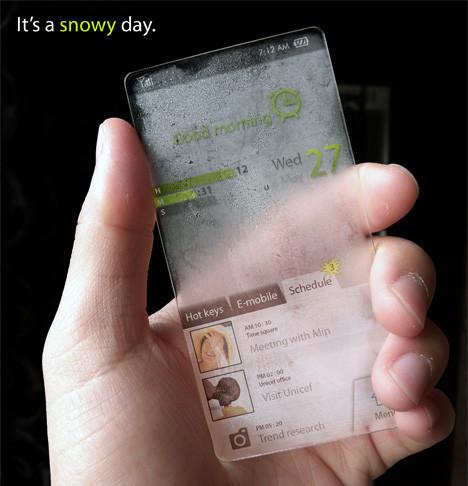 Телефон, который делает погоду. Изображение № 5.