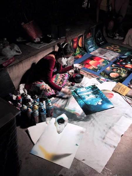 Spray paint art. Изображение № 1.