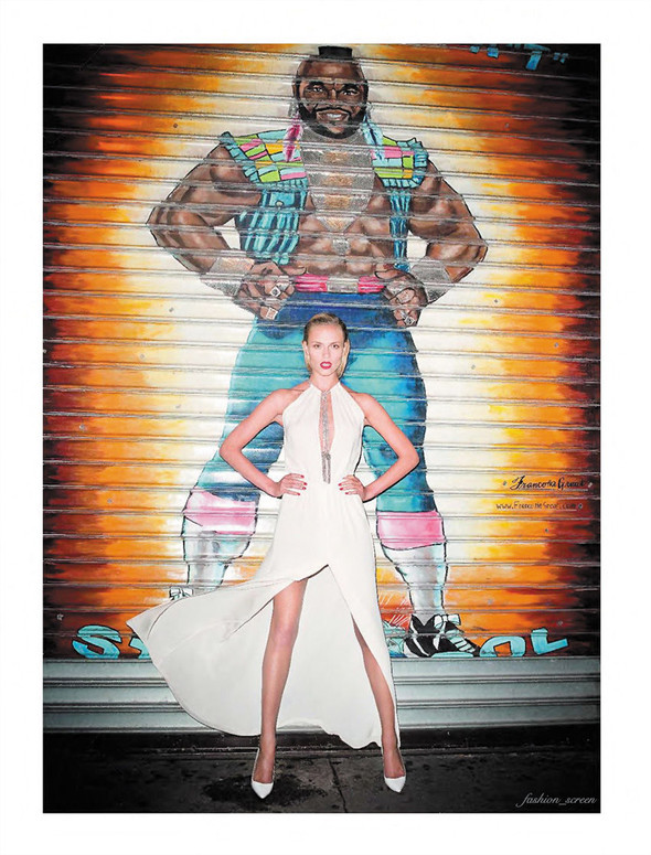 Съёмка: Наташа Поли и Терри Ричардсон для французского Vogue. Изображение № 2.
