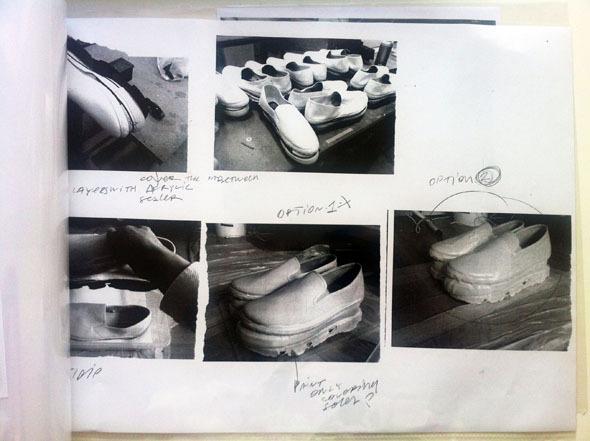 Дизайнер Тигран Аветисян о тавтологии, модном анархизме и сэндвиче из обуви . Изображение №12.