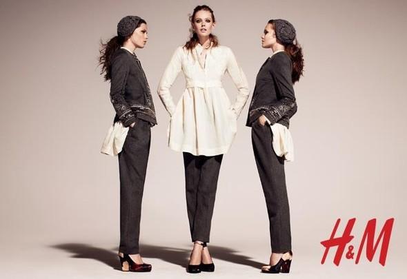 Лукбук: H&M Conscious Collection 2011. Изображение № 2.