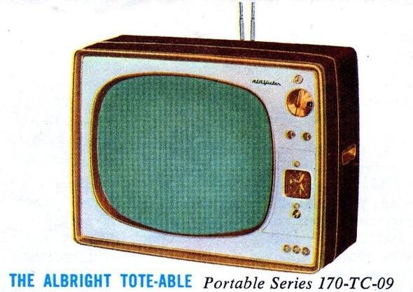 Телевизоры 1960х годов. Изображение № 6.