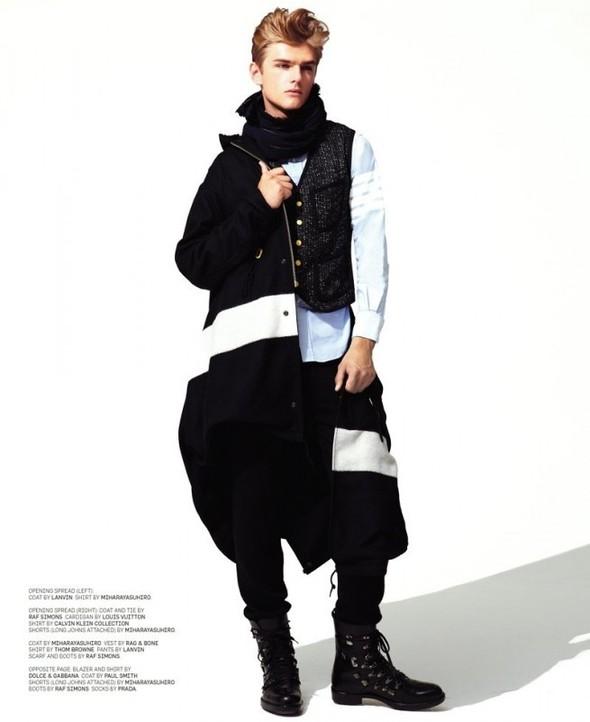 Taras Koltun для BlackBook Magazine. Изображение № 4.