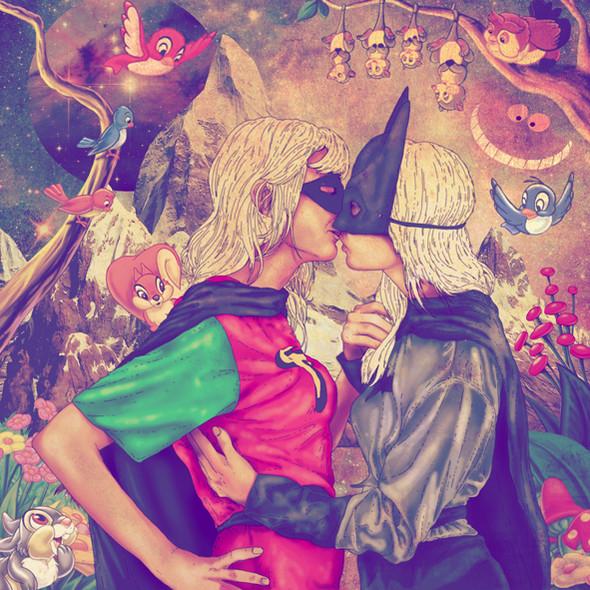 Иллюстратор: Fab Ciraolo. Изображение № 37.
