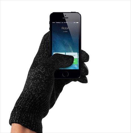 Как сделать перчатки для сенсорных экранов. Изображение № 3.