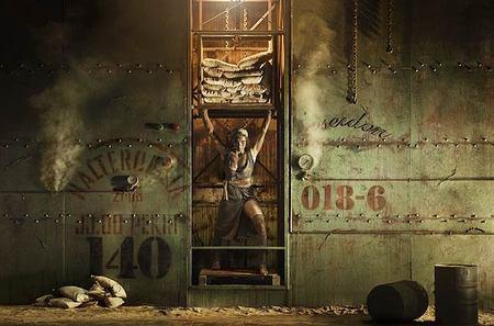 Олимпийский календарь «Обратная сторона медали». Изображение № 7.