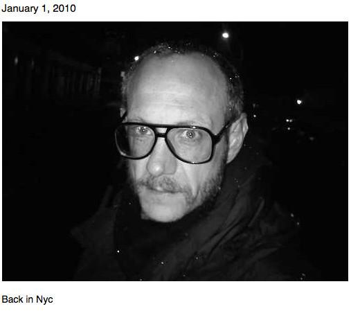 Терри Ричардсон ведет свой блог. Изображение № 22.