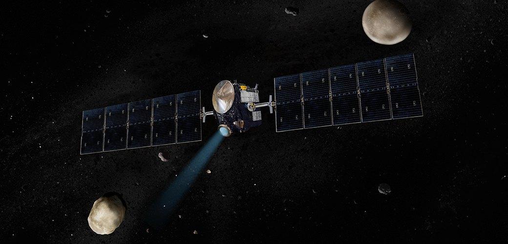 8 действующих космических миссий . Изображение № 8.