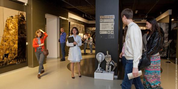 Ночь музеев в НИИ Эрарта. Как это было. Изображение № 12.