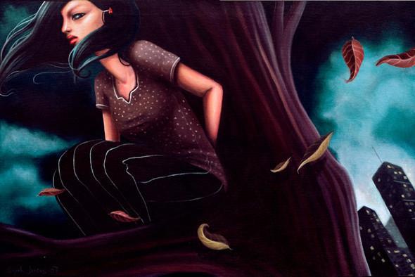 Sarah Joncas – девушки, рыбы измеи. Изображение № 12.